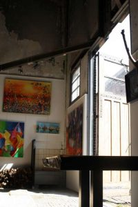Werkplaats galerie Arthousiast